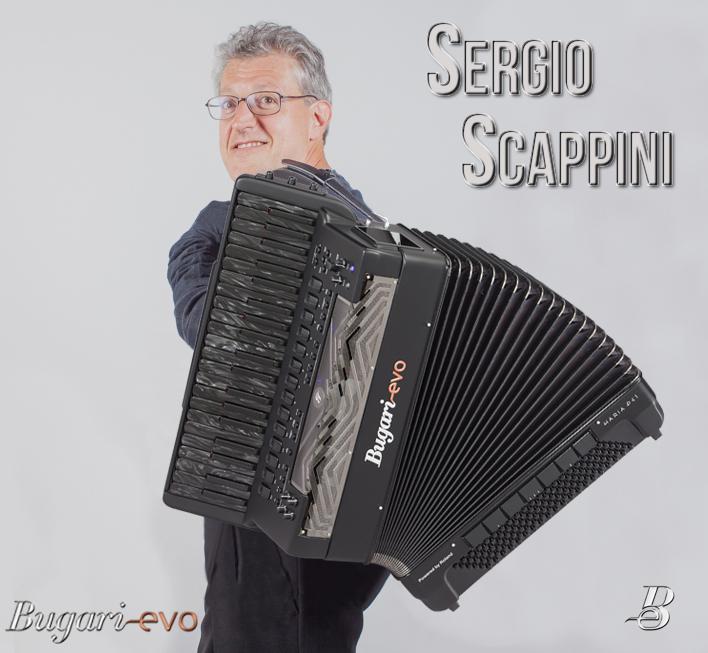 Scappini Segio - Artist - Bugari Evo