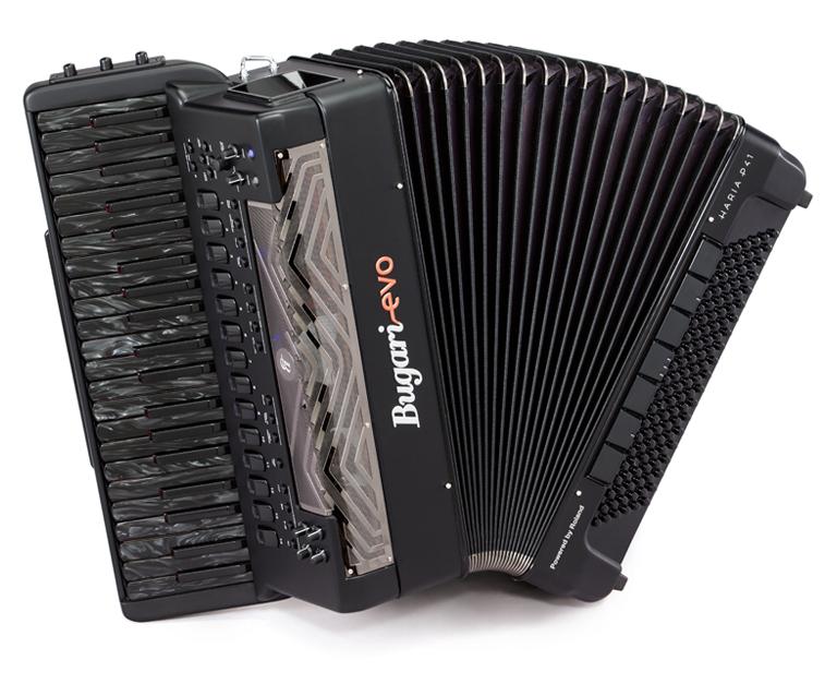 Haria P41 Black - Product - Bugari Evo